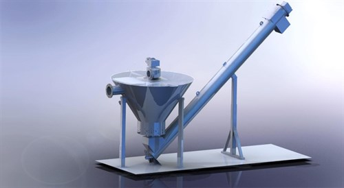 SEFT CLSLC Sand Separator - Conical Washer